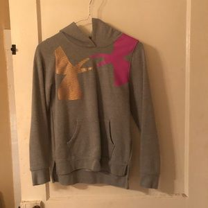 Under Armour Girl's Hoodie